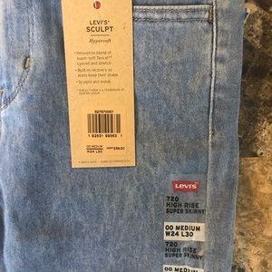 Levi's Jeans - 720 Levi's jeans brand new